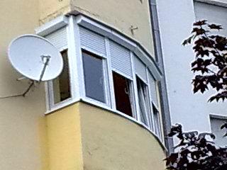 balkon od pvc